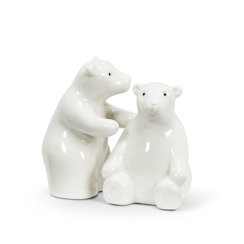 Polar Bear S & P Shaker Set