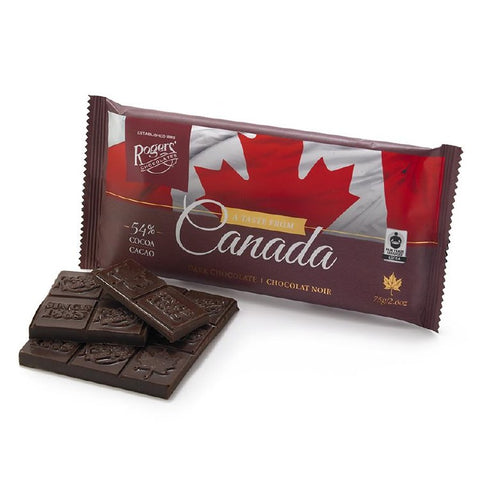 A Taste from Canada Dark Bar