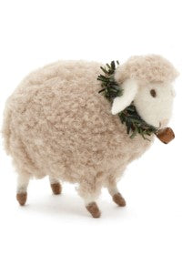 Woolly Sheep Decor