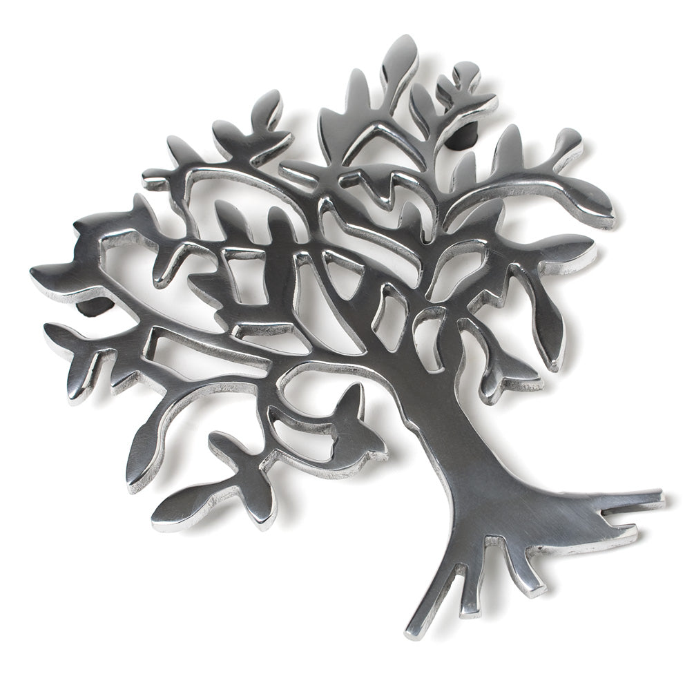 Tree of Life Trivet with Feet