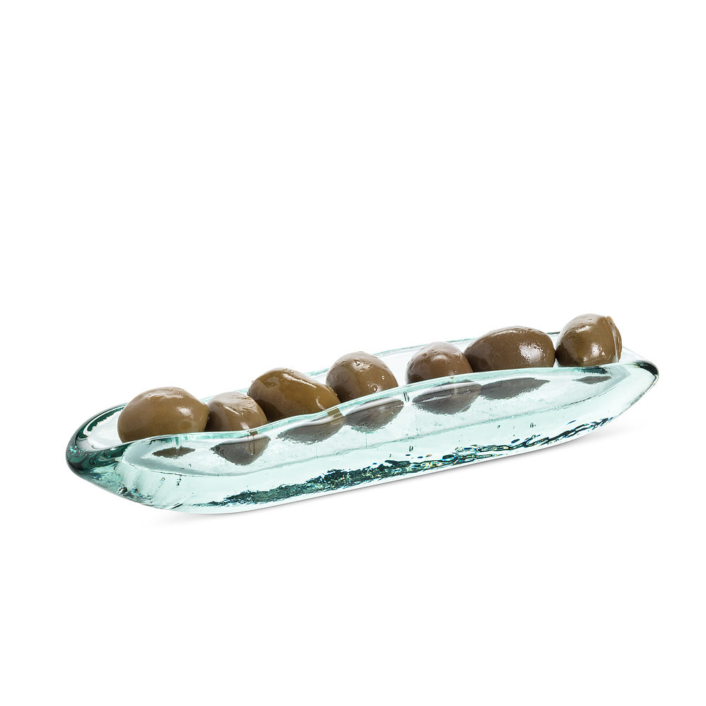 Slender Olive Dish Small