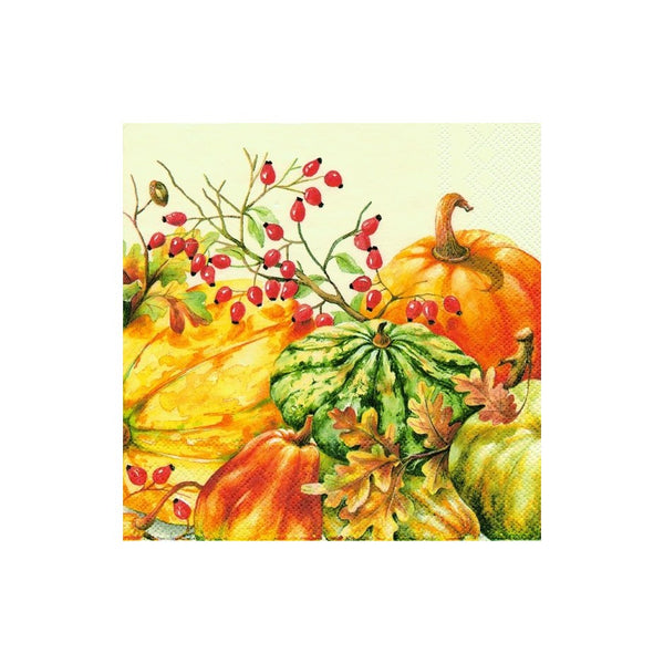 Autumn Cocktail Napkin
