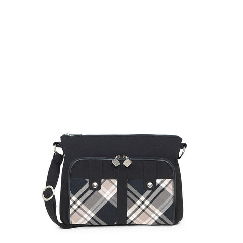 Grunge Cross Body Bag