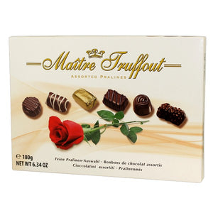 Maitre Truffout Assorted Pralines Rose