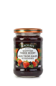 Scottish Three Berry Jam