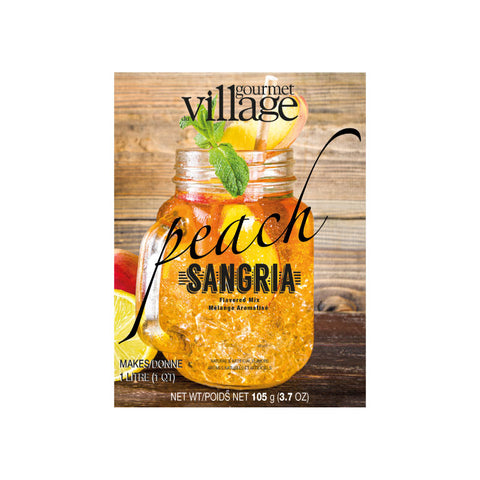 Peach Sangria Drink Mix