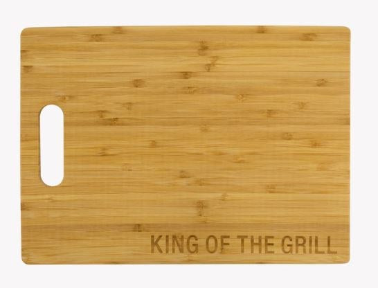 King of Grill Cutting Board