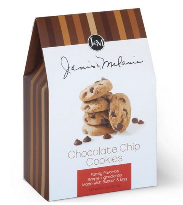 J&M Chocolate Chip Cookies