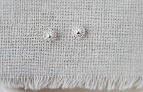 Deco Dot Earrings