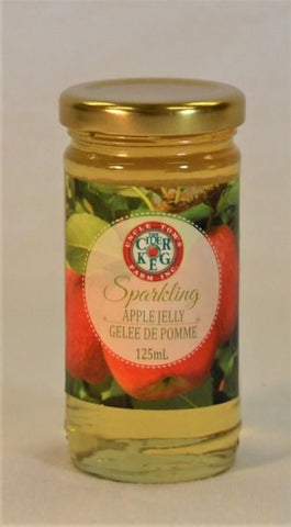 Apple Sparkling Jelly