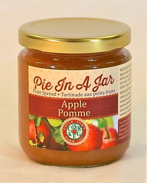 Apple Pie in Jar