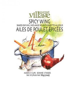 Spicy Wing Dip Mix