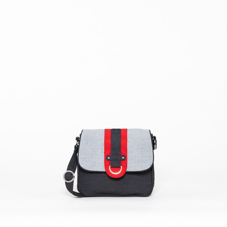 Santiago Cross Body Bag Red