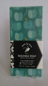 Beeswax Wraps The Bumble Bee