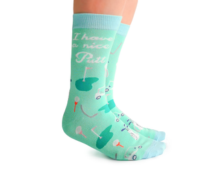 Nice Putt Socks for Women