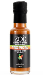 Tropical Hot Sauce