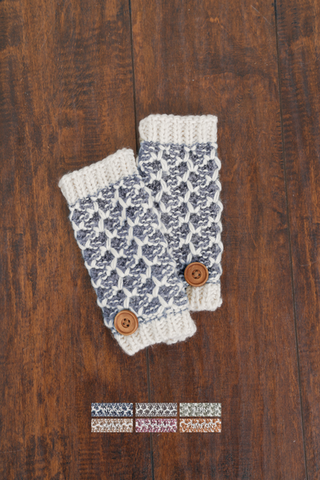 Nantucket Wrist Warmers