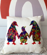 Load image into Gallery viewer, SALE! Happy Family Cushion