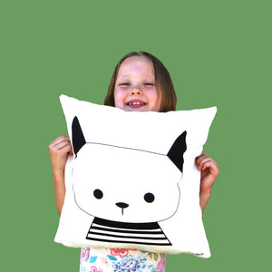 SALE! Cutie Cat Cushion