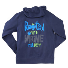 Load image into Gallery viewer, Wyman's 'Rooted in Maine' Hoodie