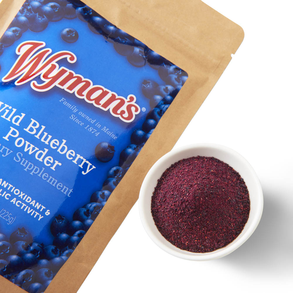 Wild Blueberry Powder - 8 oz bag