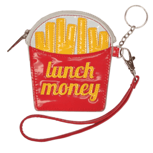 Lunch Money Wristlet
