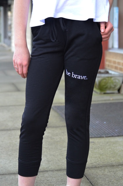 Be Brave Joggers