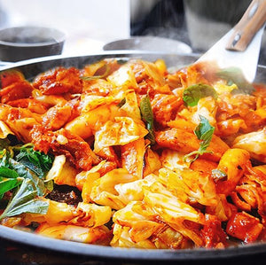Dakgalbi - Spicy Stir Fried Chicken