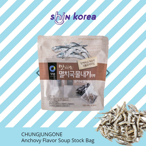 ChungJungOne Anchovy Flavor Soup Stock Bag