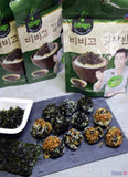 ⚠️Clearance⚠️Bibigo Seaweed Crunch - Kimjaban (Park Seo Jun's Pick)
