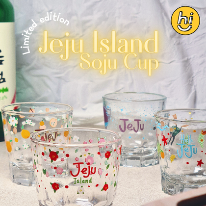 Jeju Island Soju Cup 50ml [Limited Edition]
