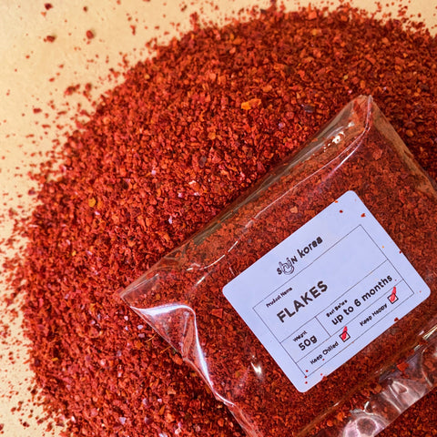 Premium Red Chili Pepper (Kimchigaru) -Flakes