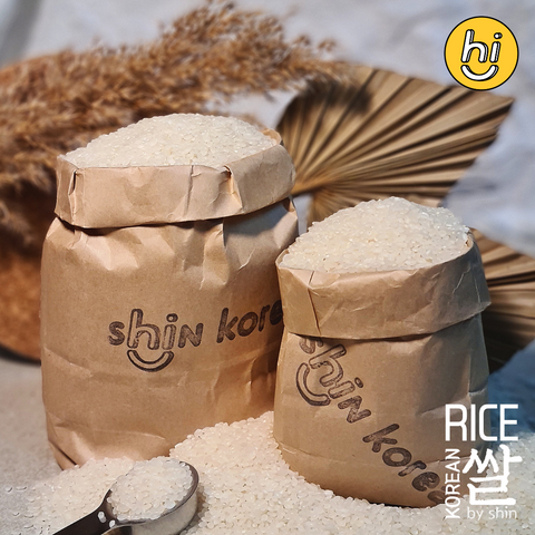 Shin's Selection Premium Korean Rice