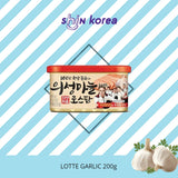 Lotte Garlic Luncheon Meat 200g