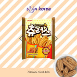 Crown Spanish Honey Churros