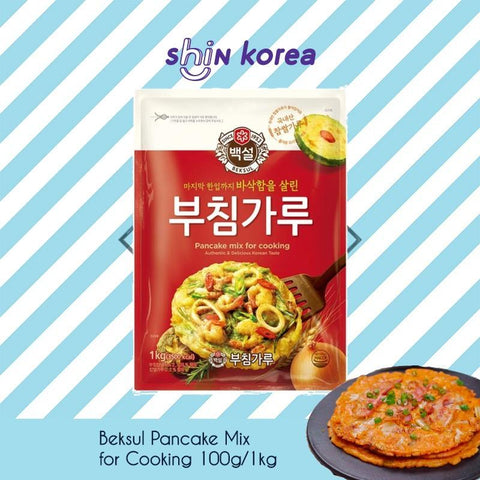 Beksul Pancake Mix for Cooking