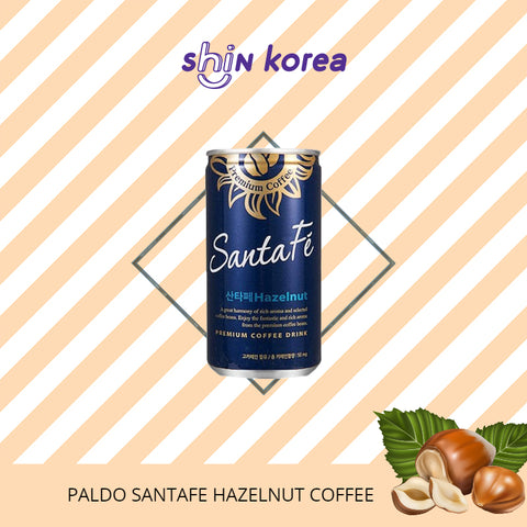 Paldo SantaFe Hazelnut Coffee