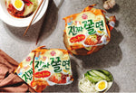 Ottogi Real Jjolmyeon -Spicy Sweet & Sour Chewy Noodle