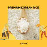 Wang Hangawee Premium Korean Rice (Repackaged)