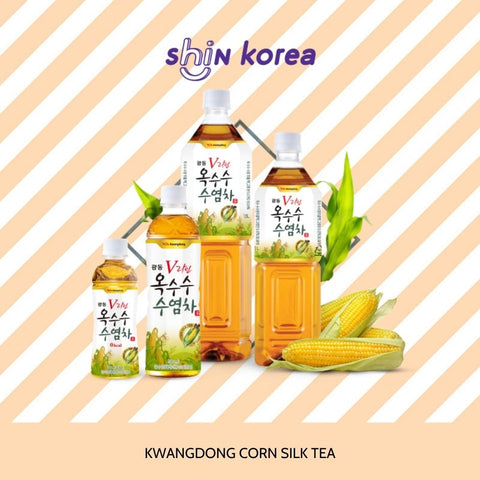 Kwang Dong V Line Corn Silk Tea 340ml