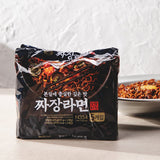 No Brand Jjajang Ramen - Black Bean Paste Noodle