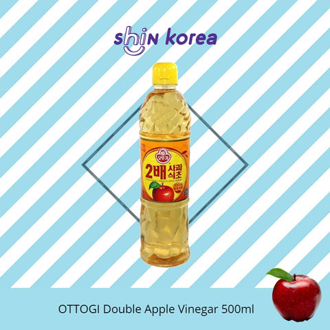 Ottogi Double Apple Vinegar