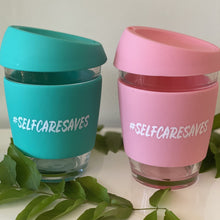 Load image into Gallery viewer, #selfcaresaves Keep Cup (Free Shipping)
