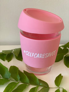 #selfcaresaves Keep Cup (Free Shipping)
