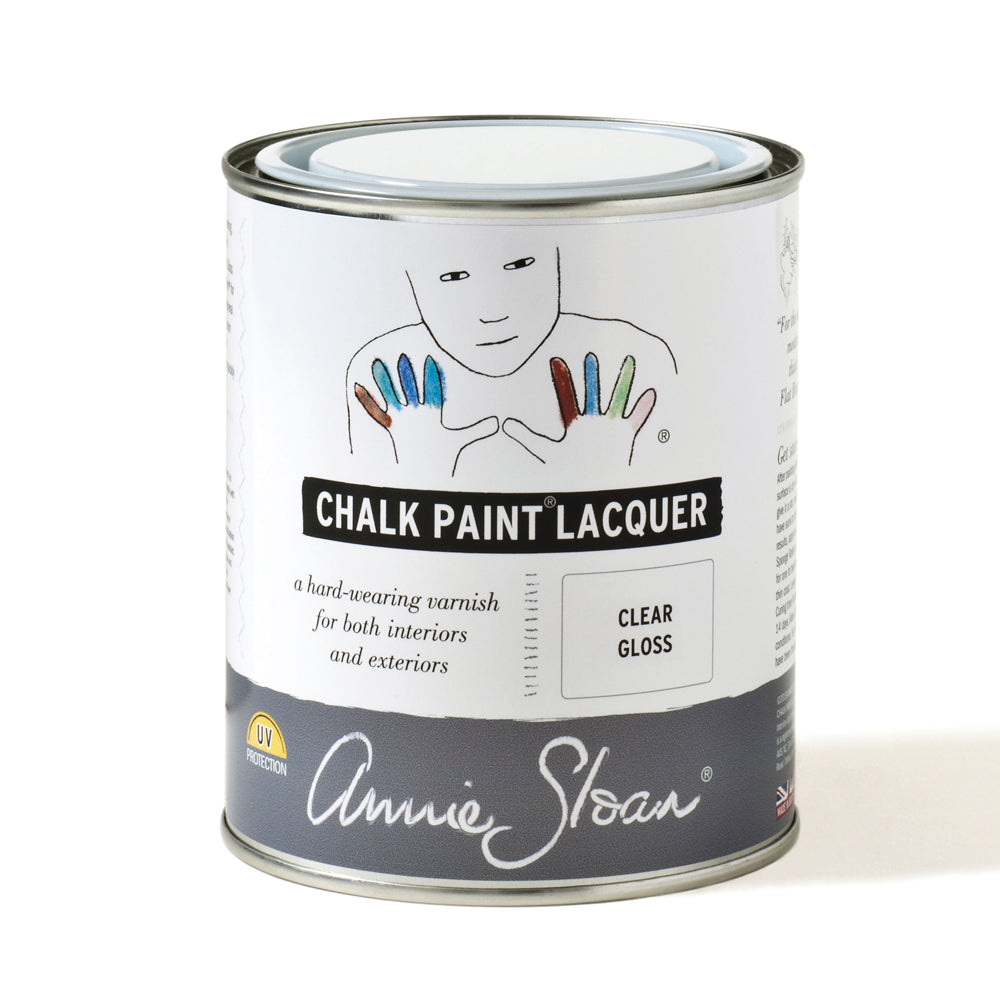 Annie Sloan™ Clear Gloss Lacquer (750mls)