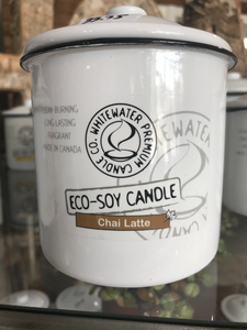 Chai Latte Eco-Soy Candles
