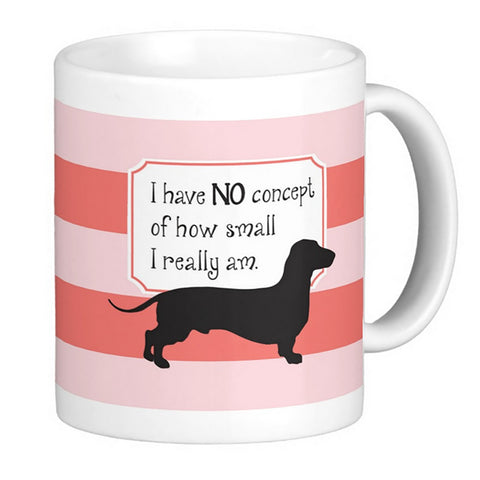 Red Dog Lover's Coffee Mug - Home Is Where My Dog Is