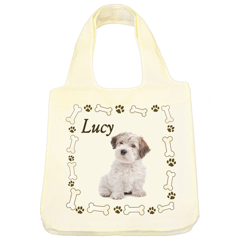 Personalized Photo Shopping Bag