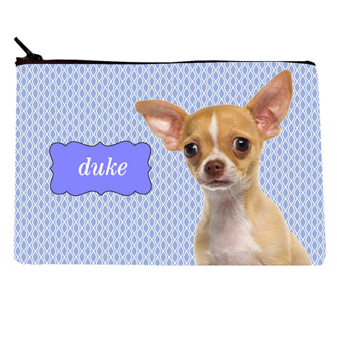 Personalized Pet Coin Purse