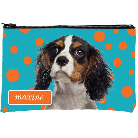 Personalized Pet Cosmetic Bag